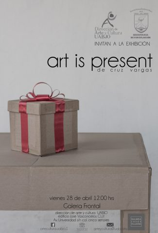 Art is present